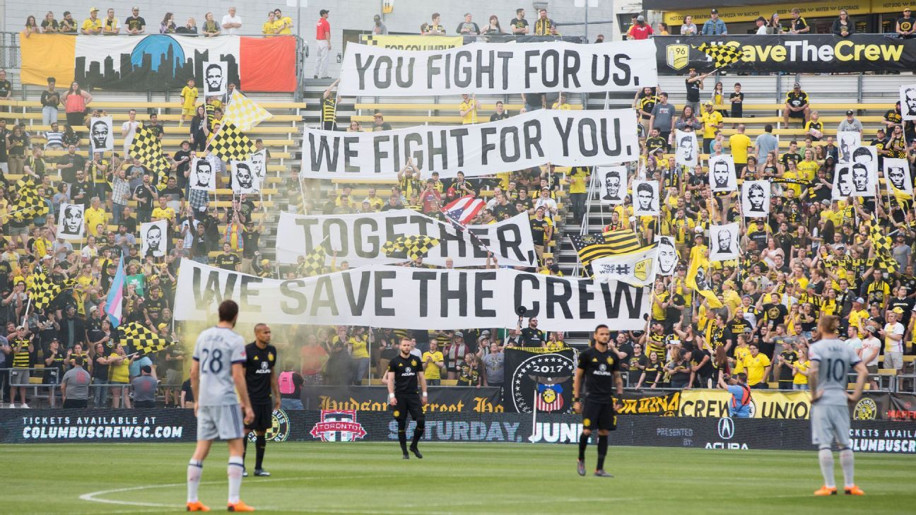 Columbus Crew SC poised for their biggest win of the year: staying in Ohio