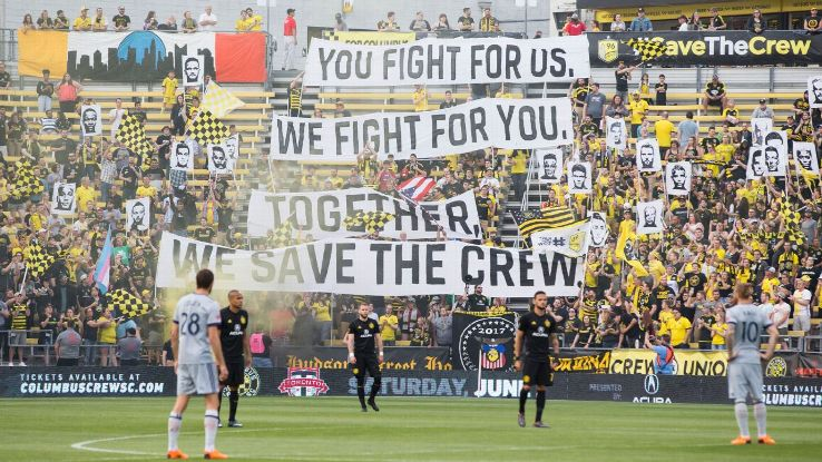 Ever since news broke of the potential move to Austin, Columbus Crew SC fans have been tireless and vocal about staying put.