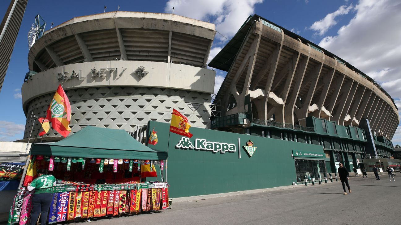 England will take on Spain at the Benito Villamarin stadium in Seville.