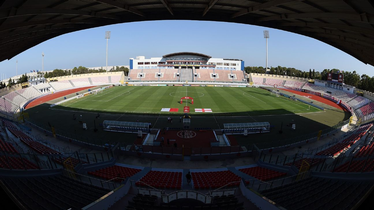 Valletta FC play at the Ta'Qali National Stadium.