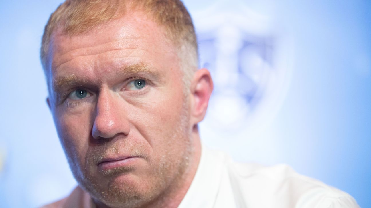 Paul Scholes is outspoken but passionate about the current state of Manchester United given their incredible potential.