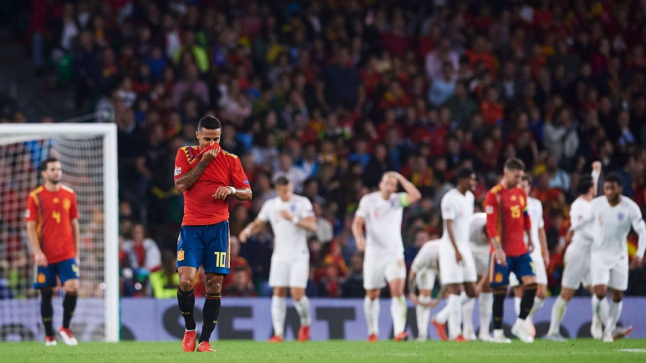 Spain's stunning defeat vs. England should come with some obvious lessons. The key will be if Luis Enrique fixes them.