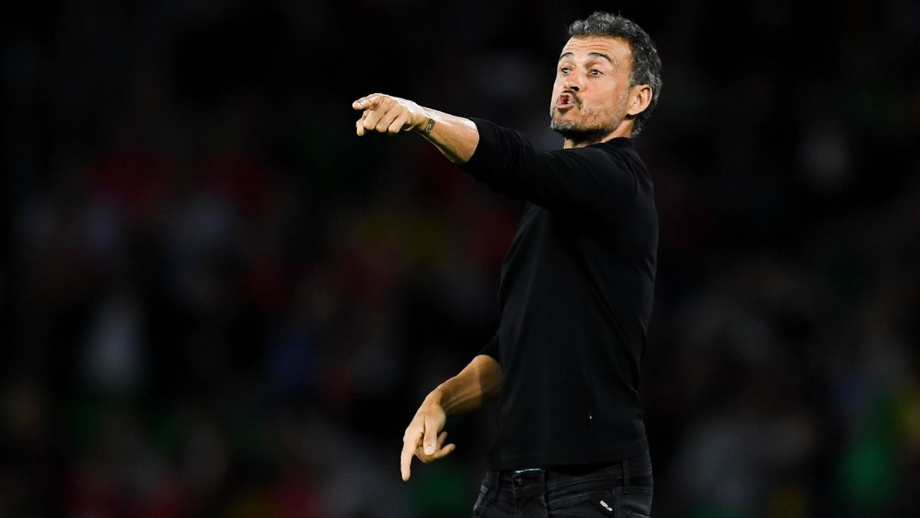 Luis Enrique must address the left-back issue and get Spain's midfield battle right if they're to be a footballing power moving forward.