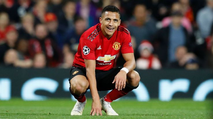 Alexis Sanchez is a world-class player but his form since joining Man United has, in Mourinho's words, been 'a mystery.'