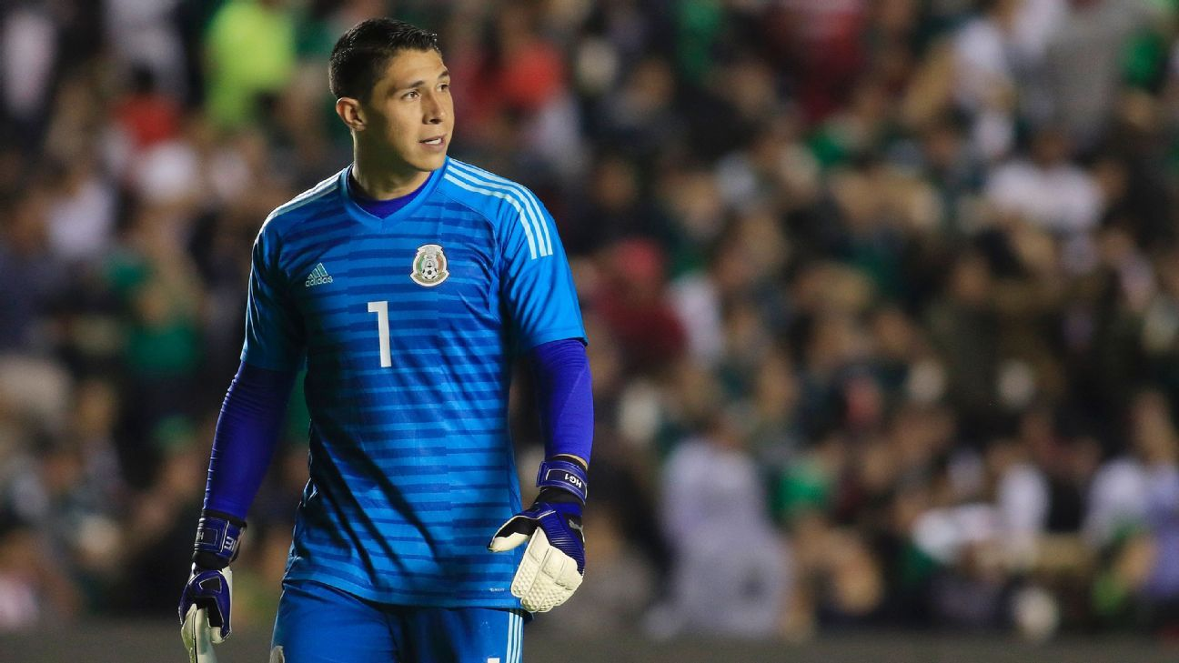 Hugo Gonzalez, who was injured late in Tuesday's loss against Chile, made some solid saves despite giving up the game's only goal.