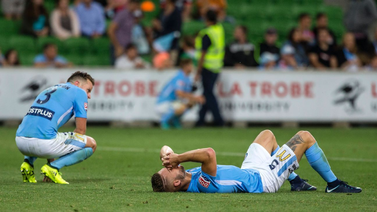 Can Scott Jamieson and Melbourne City wash away their recent disappointments?