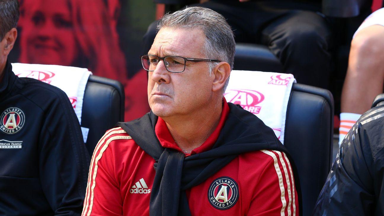 Sources: Atlanta United's Gerardo Martino has verbal deal with Mexico after MLS season