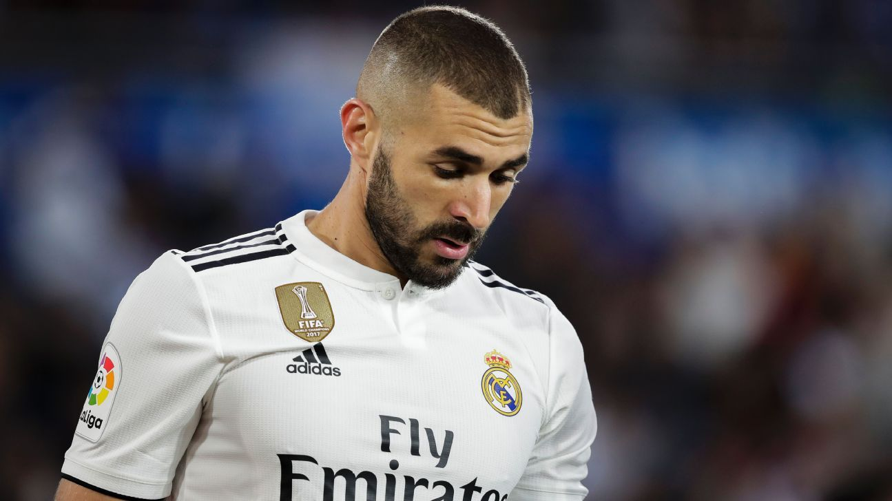 Karim Benzema has had a slow start to the season at Real Madrid.