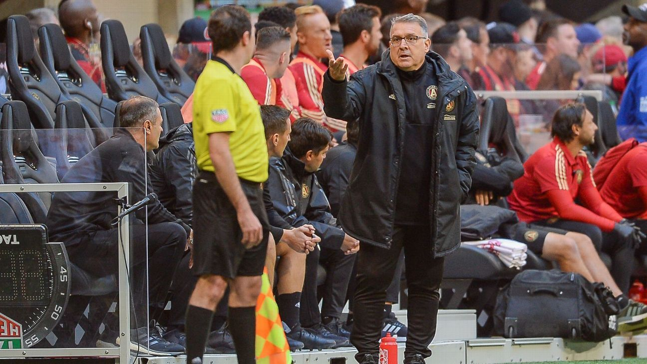 Gerardo Martino will leave Atlanta United at the conclusion of the MLS season, with his next destination reportedly being the Mexican national team.