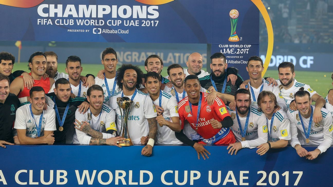 FIFA wants to expand the Club World Cup.