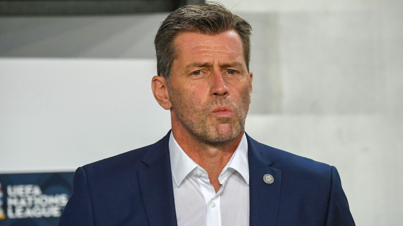 Michael Skibbe has been replaced as coach of Greece.