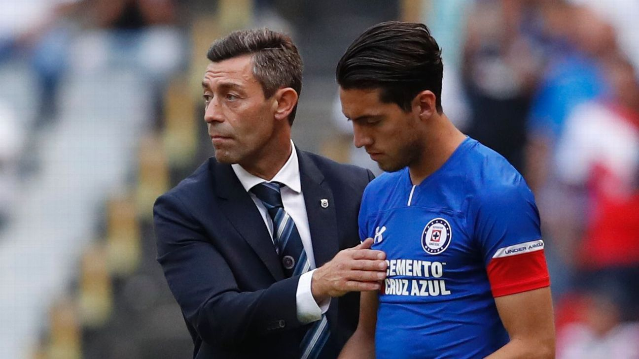 Pedro Caixinha has turned things around at Cruz Azul and has fans improbably dreaming of a league and cup double.