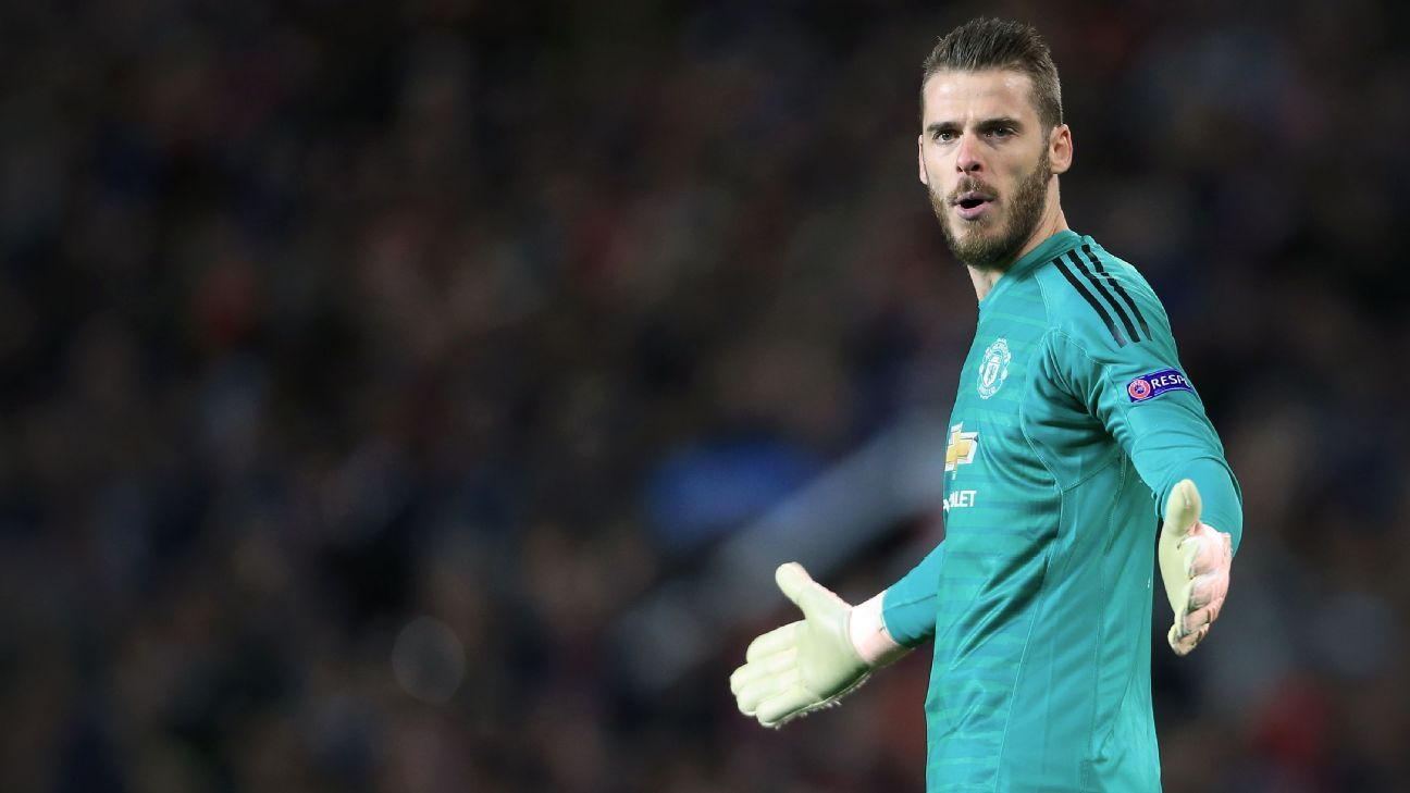 David De Gea has served a valuable role as Man United's firefighter over the past few seasons and deserves to be made the club's highest earner.