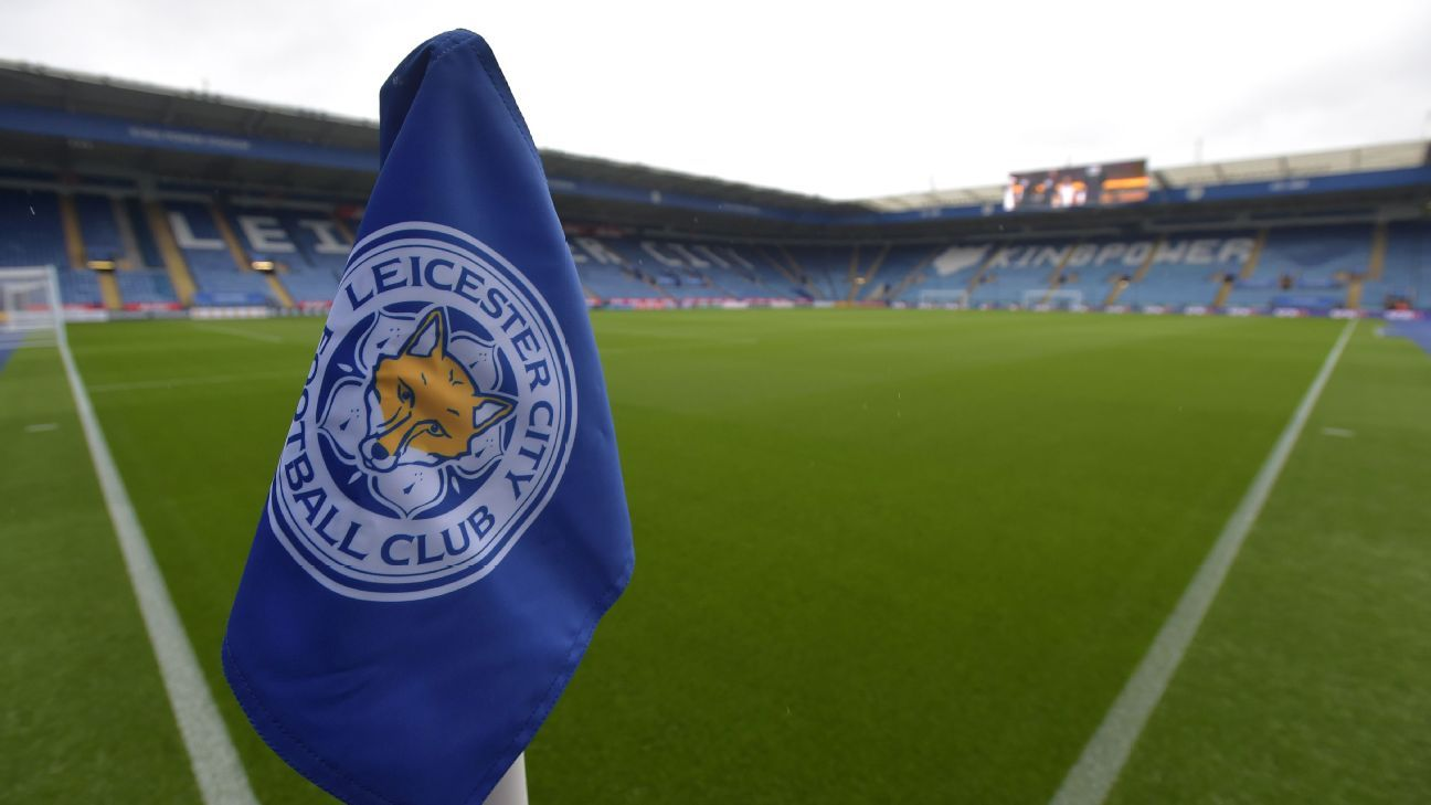 A view of King Power Stadium ahead of Leicester City's Premier League match against West Ham.