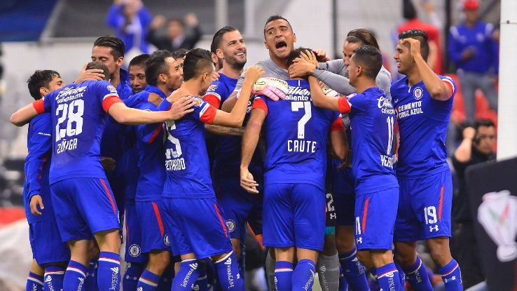 Sitting third in the table and with a Cup final to play on Wednesday, hopes are as high as they've been in some time at Cruz Azul.