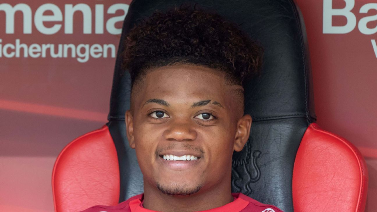 Leon Bailey is contracted to Bayer Leverkusen until 2023.