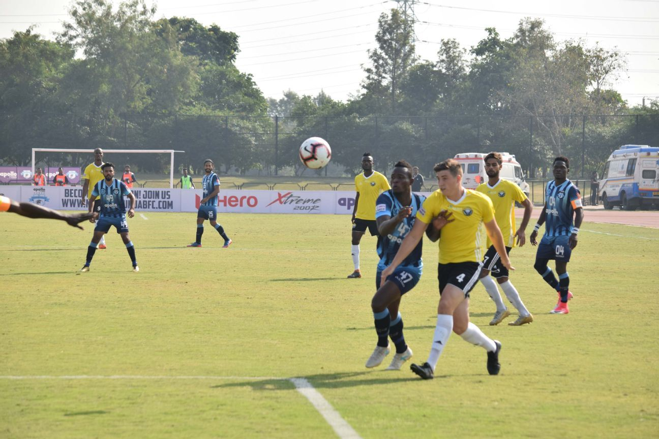 Real Kashmir beat Minerva 1-0 in the reverse fixture earlier in the season.
