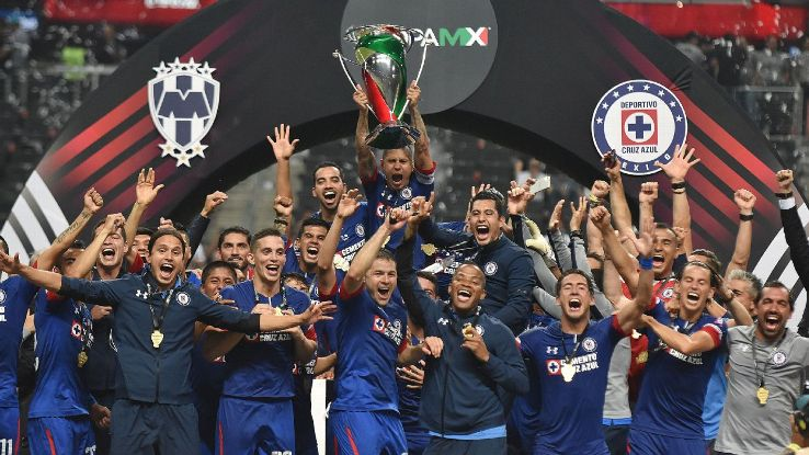 The 2018 Copa MX title was Cruz Azul's first trophy since 2014. Now can they end their 21-year league title drought?