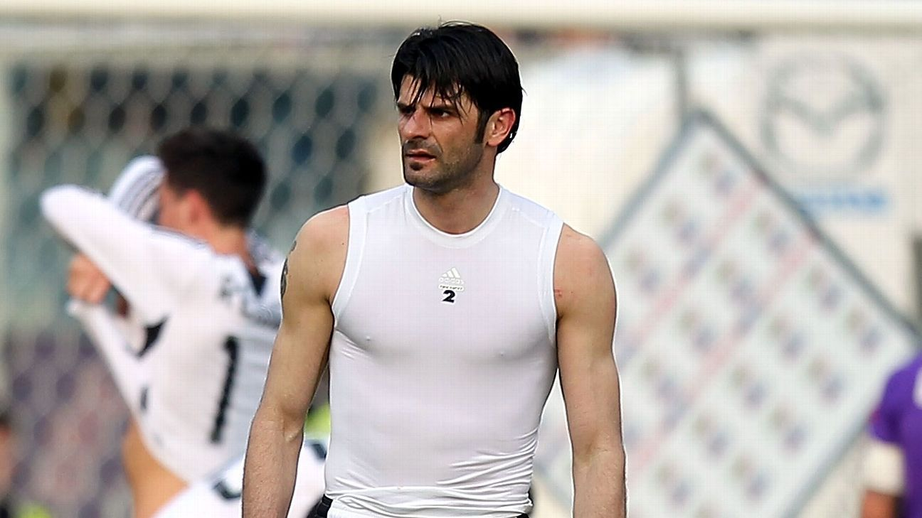 Former Italy forward Vincenzo Iaquinta