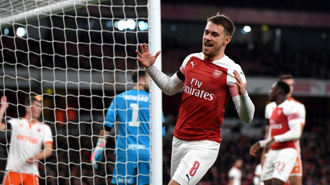 Aaron Ramsey has made more than 300 appearances for Arsenal, but might his time at the club be coming to an end?