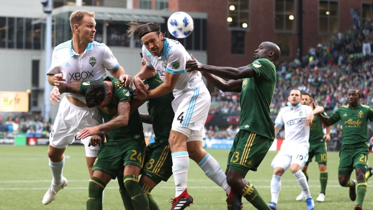 The players change but the bad blood between Portland and Seattle is forever.