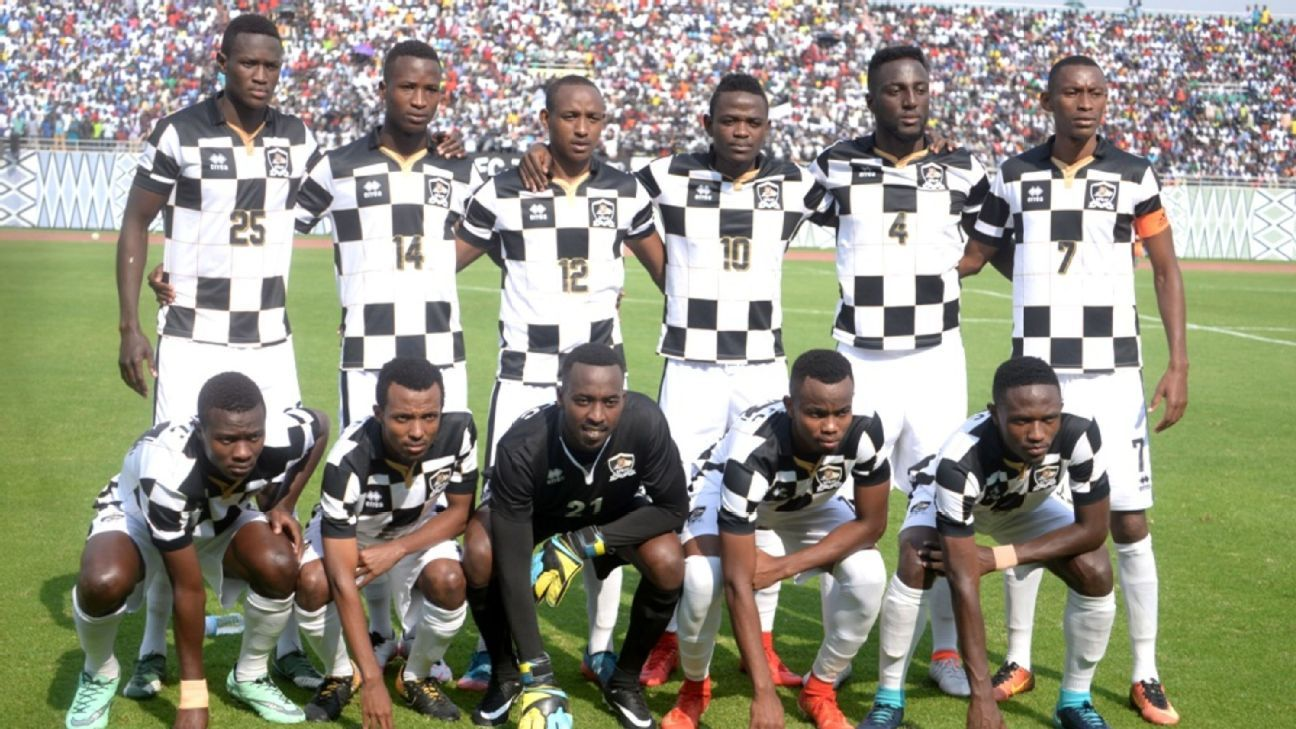 APR FC of Rwanda won their 17th domestic league title in 2018.