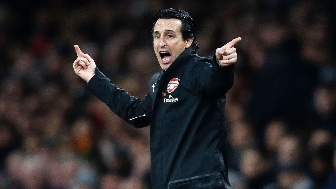 Emery's work with this Arsenal team has been exceptional and Saturday's comeback draw vs. Liverpool is proof of how they're progressing.