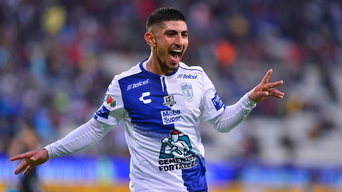Victor Guzman's four-goal game in Pachuca's win over Necaxa highlighted this weekend's Liga MX action.