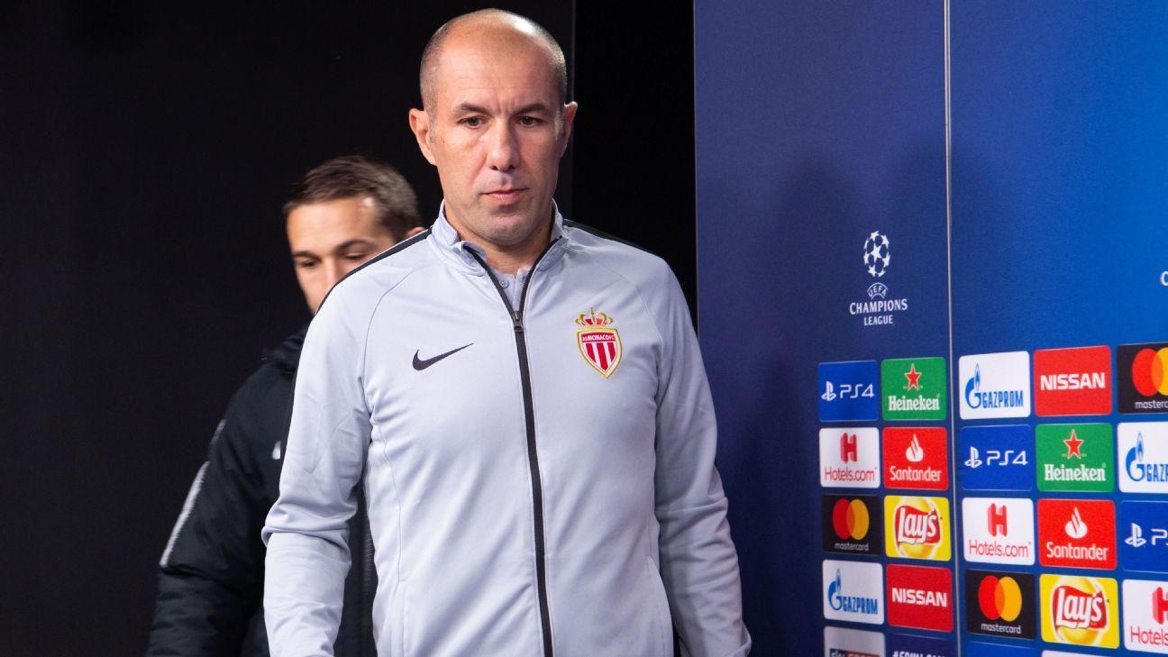 Former Monaco manager Leonardo Jardim