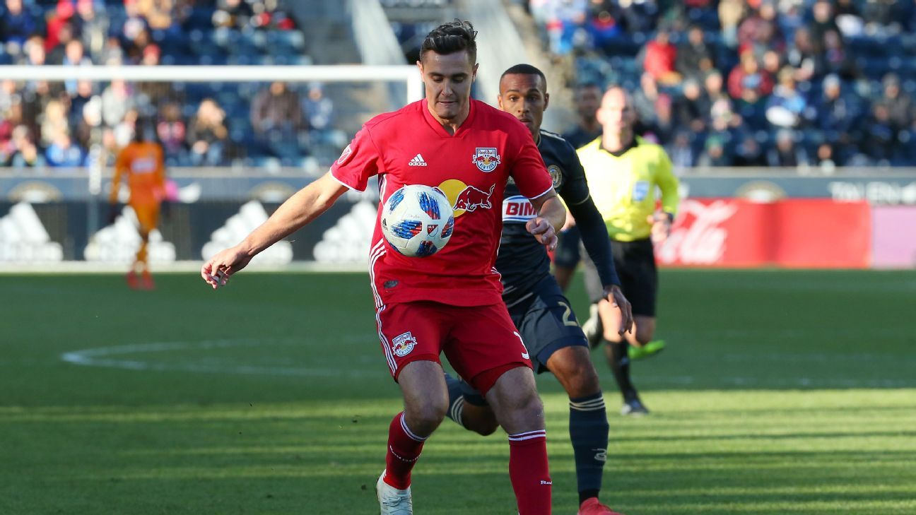 Red Bulls' Aaron Long wins MLS Defender of the Year