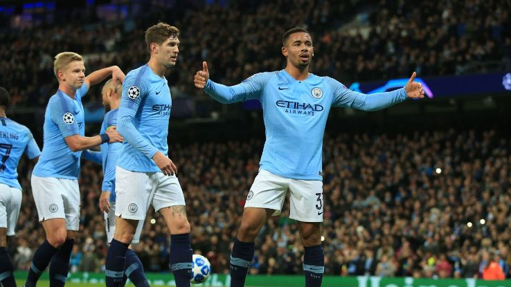Gabriel Jesus ended his three-month goal drought with not one, not two but three goals vs. Shakhtar Donetsk.