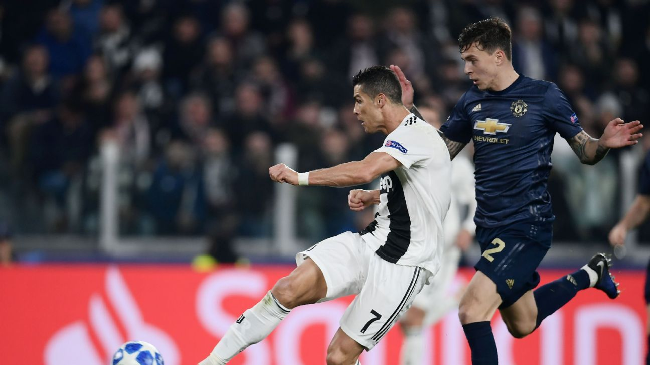 Quiet in the away fixture, Cristiano Ronaldo stunned ex-club Man United with a thunderous volley.