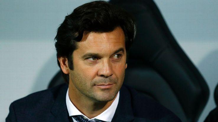 Santi Solari have won his three matches as interim boss at Real Madrid, with three clean sheets.