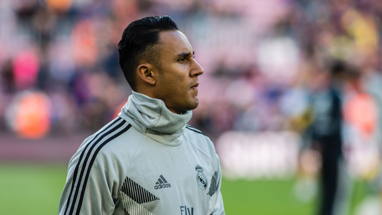 Will Keylor Navas be the latest player to make the move from Madrid to Turin?