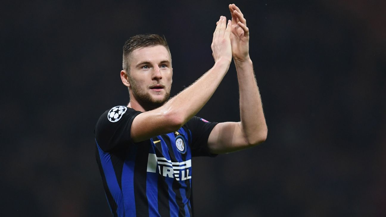 Milan Skriniar has been an integral part of Inter Milan's resurgence.