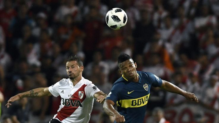 Boca Juniors and River Plate each have historic wins over one another, but whoever win the 2018 Copa Libertadores will have bragging rights forever.