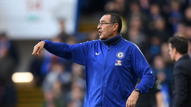 Chelsea are still unbeaten but as their match with Everton showed, they are still in the process of fully adapting Maurizio Sarri's style of play.