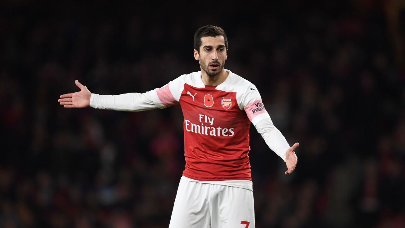 Fortune was on Arsenal's side as Henrikh Mkhitaryan's late cross found the back of the net vs. Wolves.