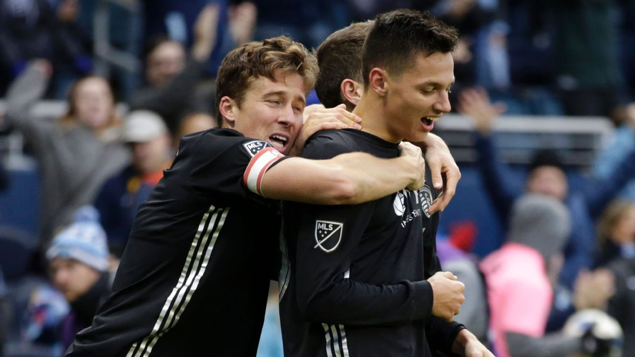 Sporting KC defeats Real Salt Lake to advance to Western Conference finals