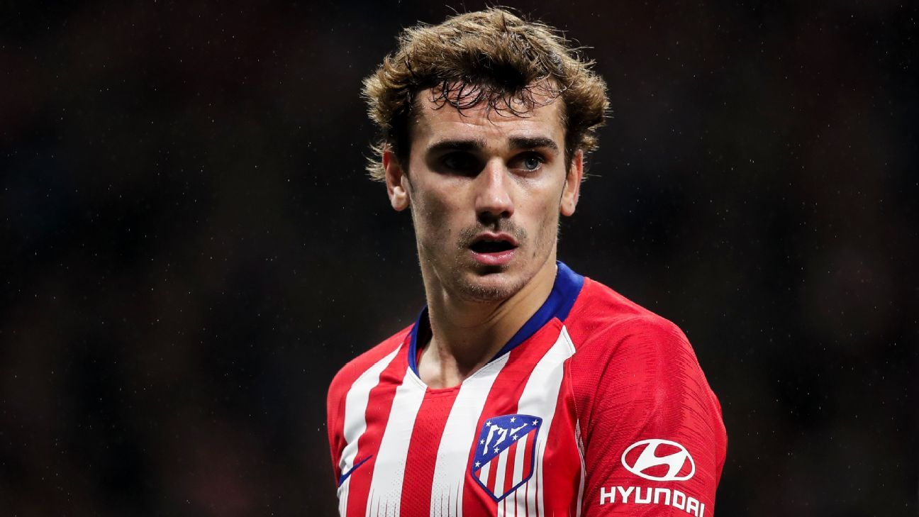 Atletcio Madrid forward Antoine Griezmann wants to 'turn the page' from 2015 Paris attacks