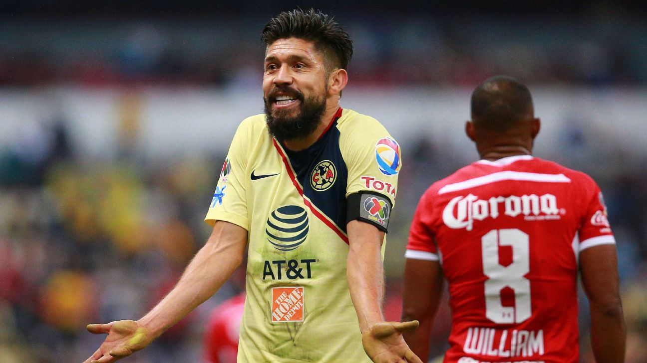 Oribe Peralta and America are playoff-bound but the Mexico City side have not won in almost a month.