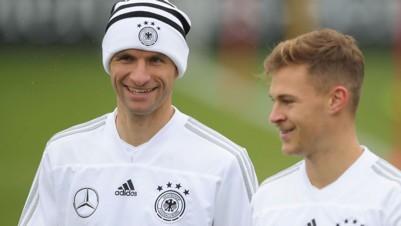 Things are all smiles in the Germany camp but for the first time in generation, they find themselves in a difficult situation.