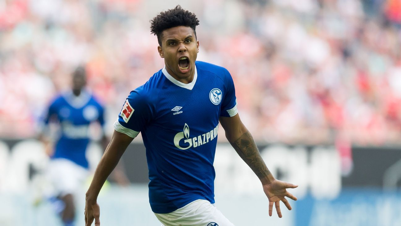 McKennie has made 15 appearances for Schalke this season already, featuring in both the Bundesliga and Champions League.