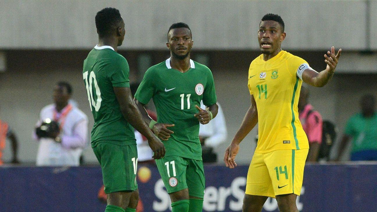 Familiar foe but an unfamiliar opponent for many in Bafana squad