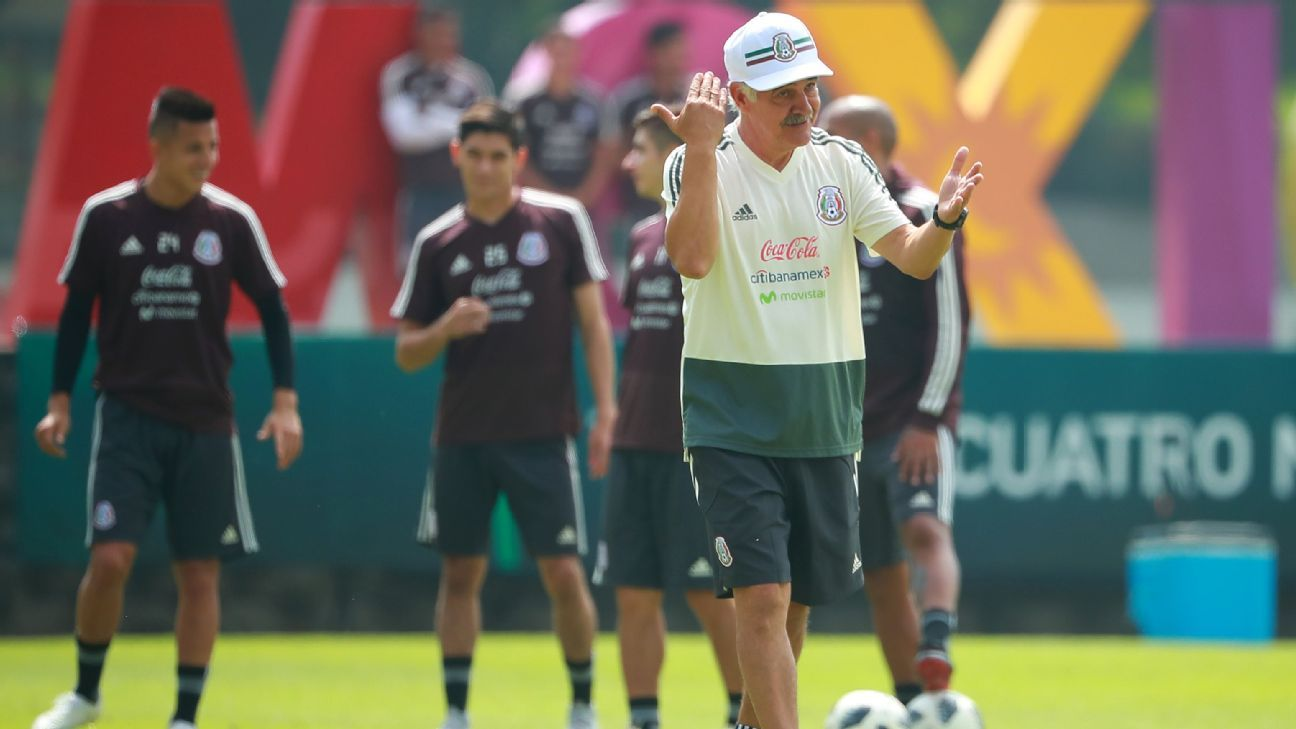 Mexico interim boss Ricardo