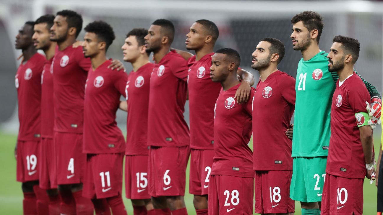 Most of Qatar's internationals were born and raised in the small Gulf state