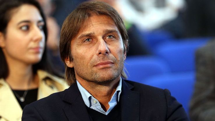 Former Chelsea manager Antonio Conte