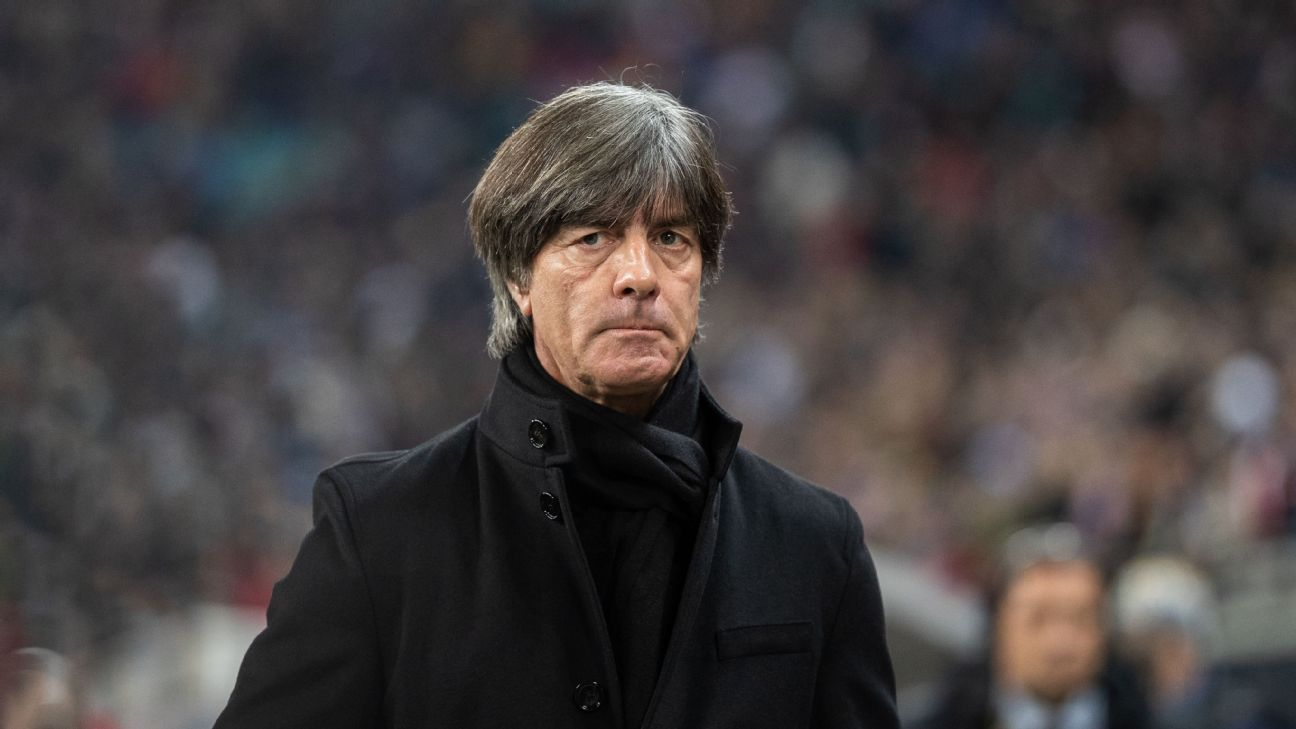 Joachim Low did not expect Germany's failure during 2018.