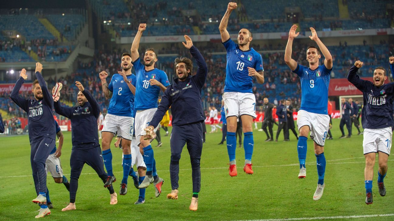 Italy's UEFA Nations League campaign has provided optimism for a nation that endured its biggest footballing failure at the end of 2017.