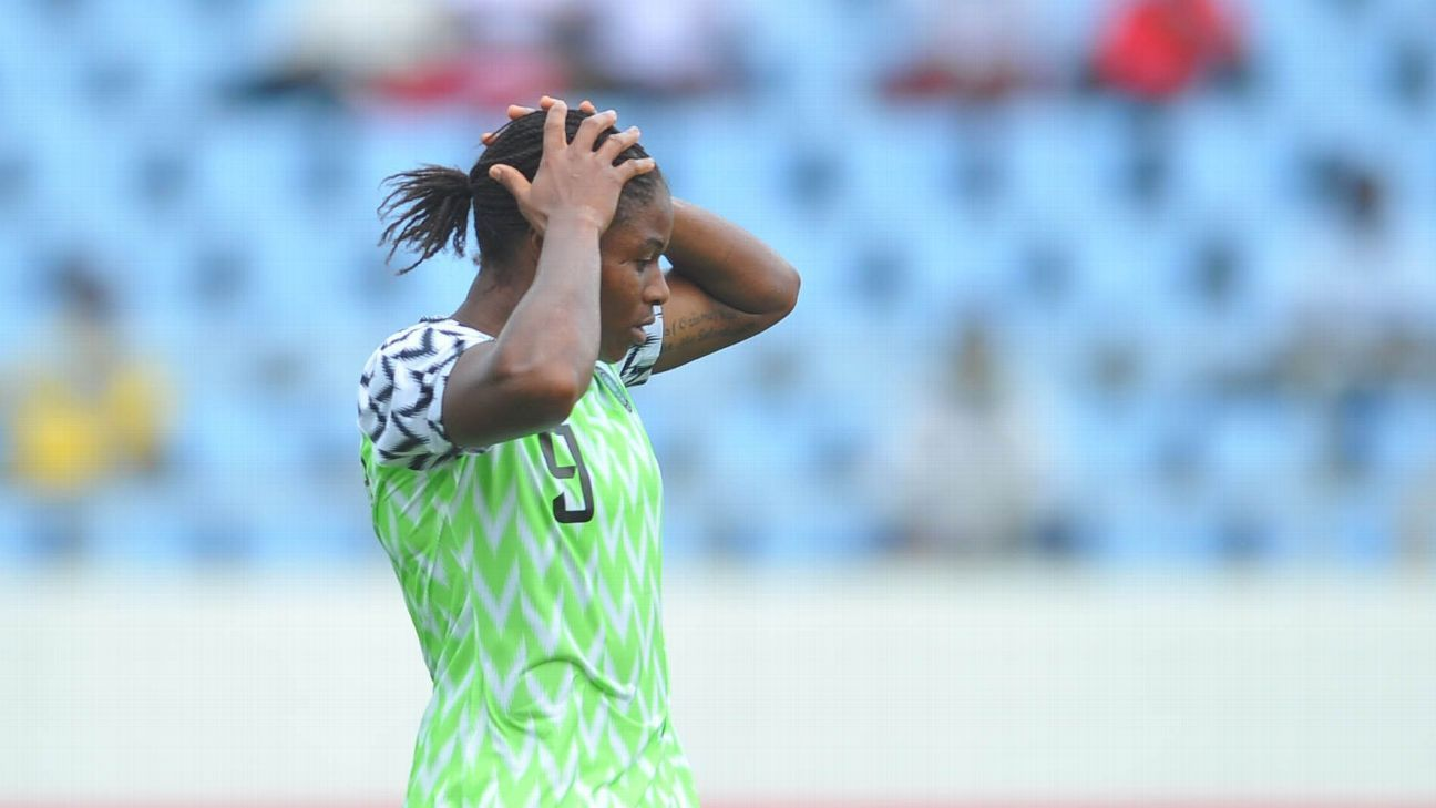 Nigeria lost their AWCON opener against South Africa, a team who had only beaten the Super Falcons once since 1991.